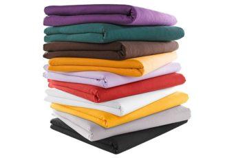 Как погладить постельное белье