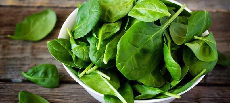 Как сохранить шпинат на зиму