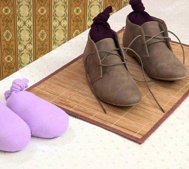 Как быстро высушить промокшую обувь