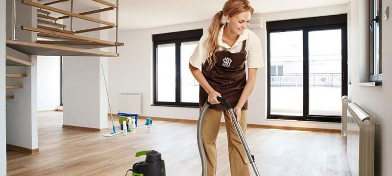 Как самостоятельно убрать квартиру после ремонта