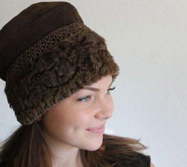Как чистить шапку из натуральной замши