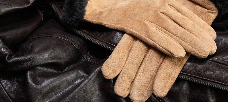 Как почистить перчатки из замши дома