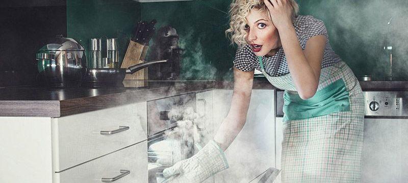 Как избавиться от запаха гари