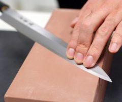 Как наточить кухонные ножи