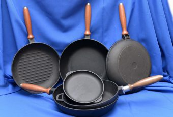 Тефлоновая сковородка: как почистить?