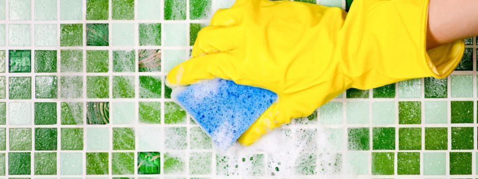 Способы, как отмыть кафельную плитку после ремонта