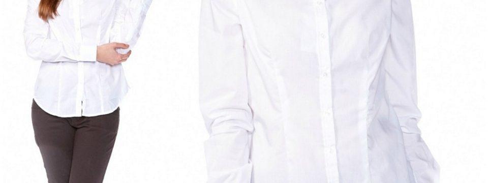 Как отбелить белую рубашку?