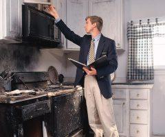 Как устранить запах гари в квартире?