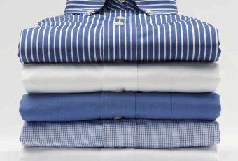 Как сложить рубашку в чемодан, чтобы она не помялась
